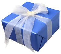 Yes we gift wrap for the holidays - or anytime!  Click here to contact us about gifts.